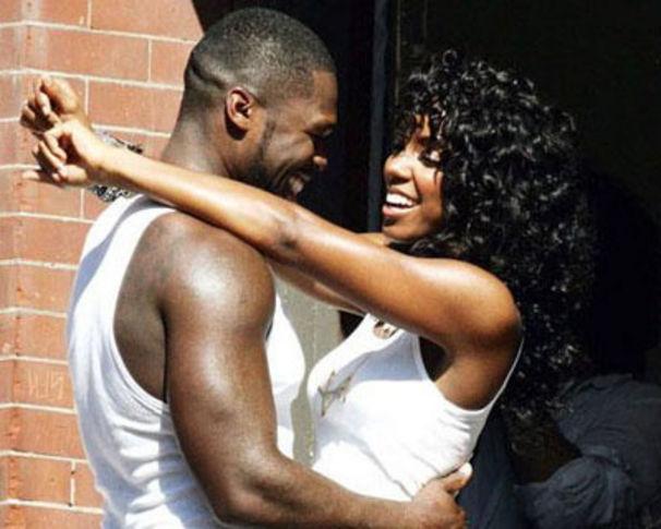 50 Cent, 50 Cent & Kelly Rowland kuscheln für Baby By Me