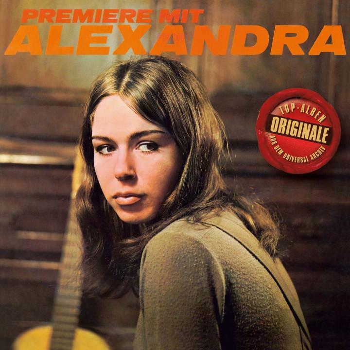 Premiere mit Alexandra