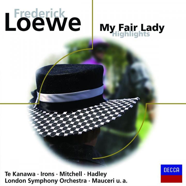 My fair Lady QS: Te Kanawa/Mauceri/Lso