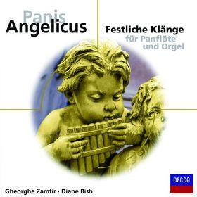 eloquence, Panis Angelicus - Festliche Klänge für Panflöte, 00028948031214