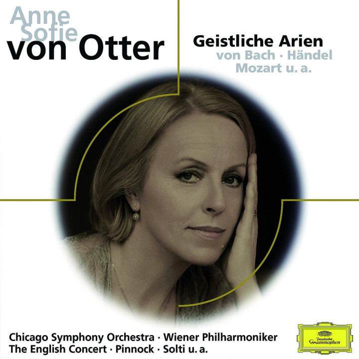 Geistliche Arien: Otter,Anne Sofie von/WP/CSO/Solti/+