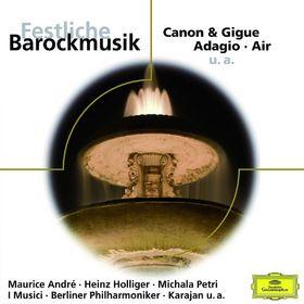 eloquence, Festliche Barockmusik, 00028948031726
