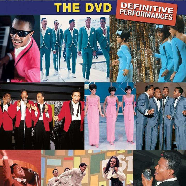 Motown - The DVD