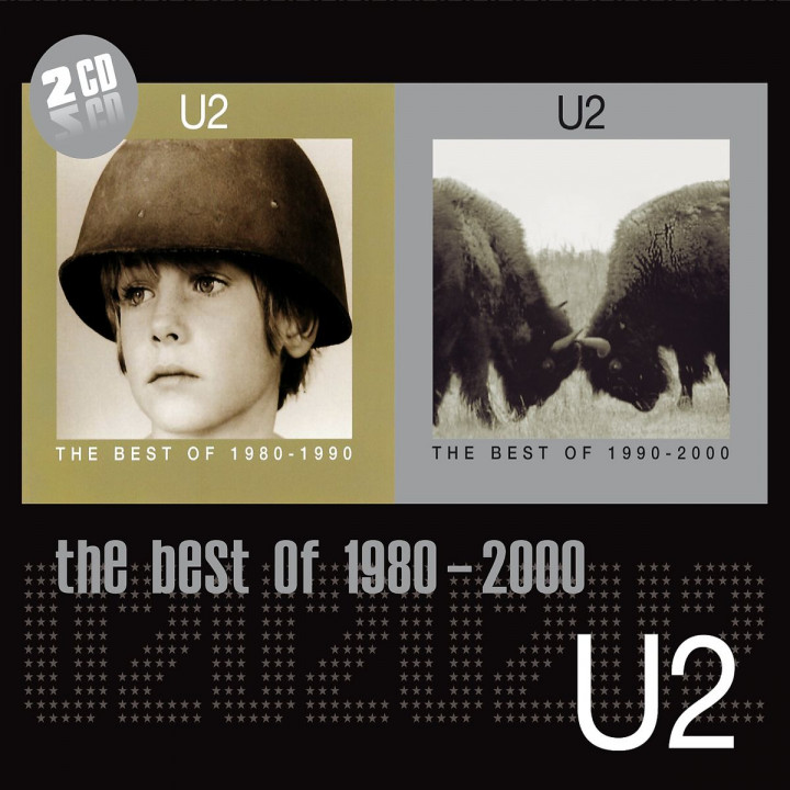 Best Of 1980-2000 (Limited Edition): U2