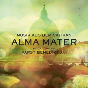 Alma Mater - Musik aus dem Vatikan mit der Stimme von Papst Benedikt XVI. (Deluxe Book CD & DVD), 00028947636656