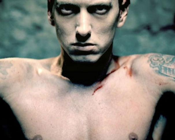 Eminem, Michael Myers bekommt Konkurrenz