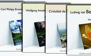 Paul McCreesh, Von Isidor bis Coriolan – Audior im Herbst
