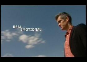 Curtis Stigers, Curtis Stigers - Real Emotional Albumdokumentation