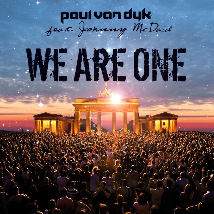Paul Van Dyk We Are One Cover 2009