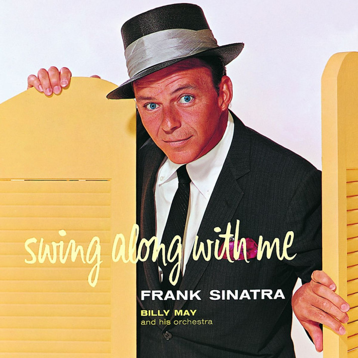 Frank Sinatra Swing Along With Me