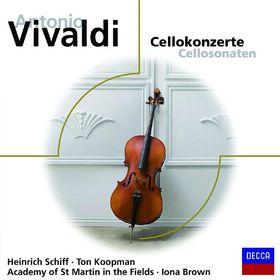 eloquence, Antonio Vivaldi: Cellokonzerte, 00028948029884
