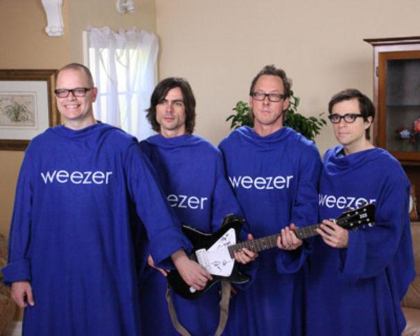 Weezer, Weezer und die Snuggies!