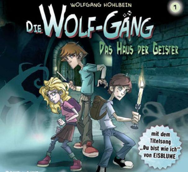 Eisblume, Titelsong der Wolf-Gäng