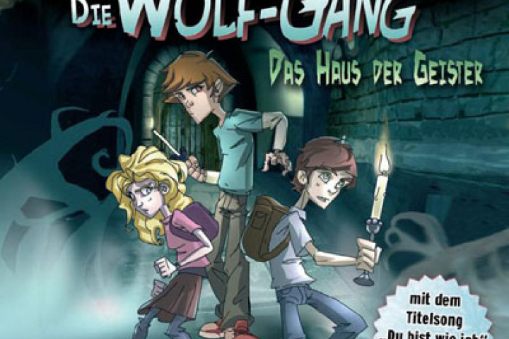 Wolf-Gäng Cover