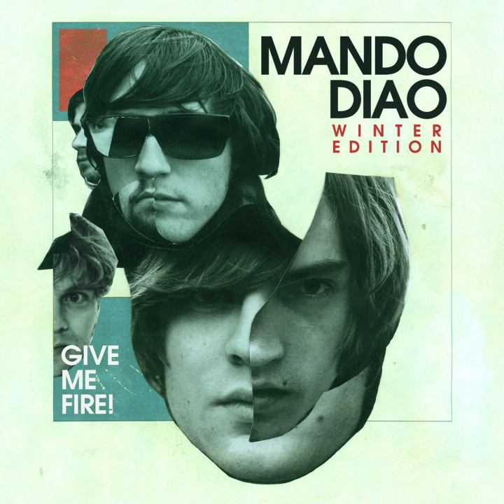 Mando Diao Winter Version Cover 2009
