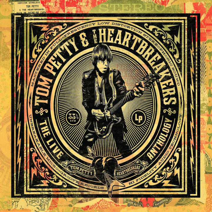 Live Anthology  (Deluxe Boxset): Petty,Tom And Heartbreakers,The