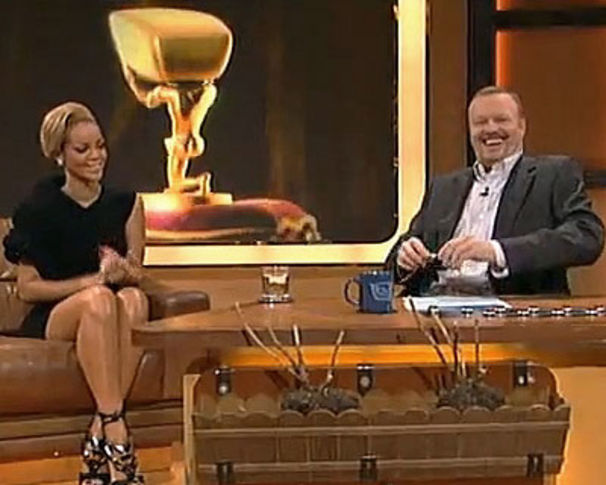 Rihanna, Seht Rihanna's TV Total Auftritt!!!