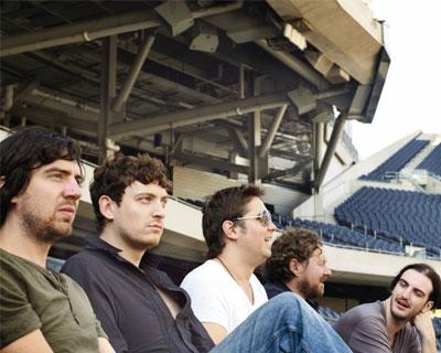 Snow Patrol, Up To Now zum besten Vertigo-Album des Jahres wählen