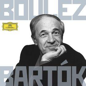 Pierre Boulez, Boulez conducts Bartok, 00028947781257