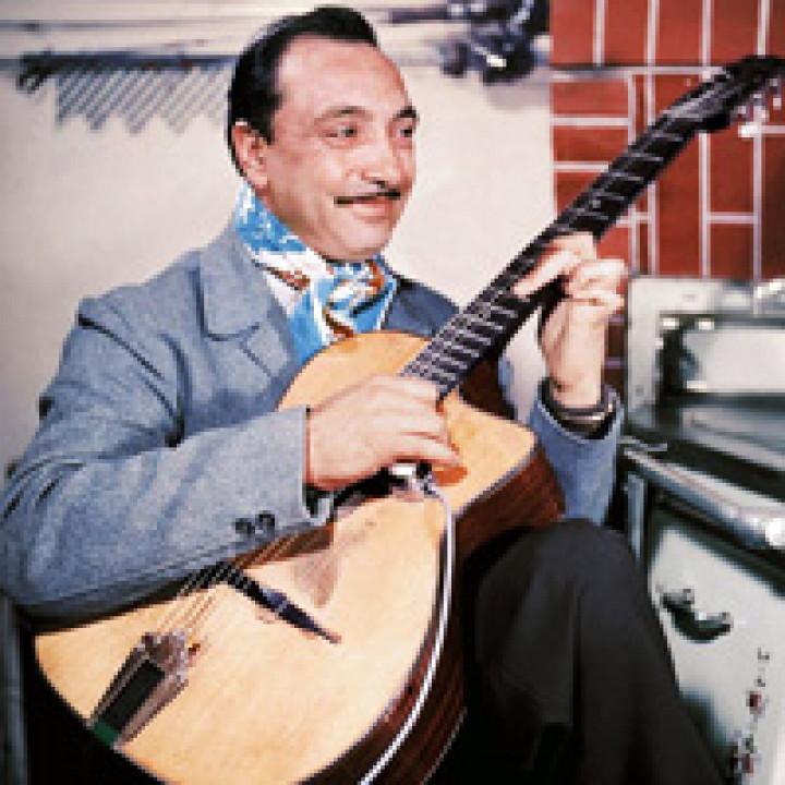 Django Reinhardt © Emarcy Records