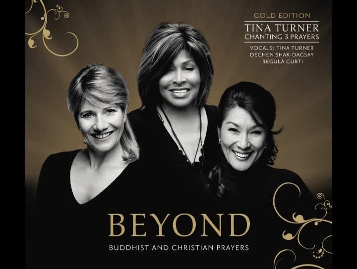 Interview mit Tina Turner über Beyond Gold Edition © Universal Music