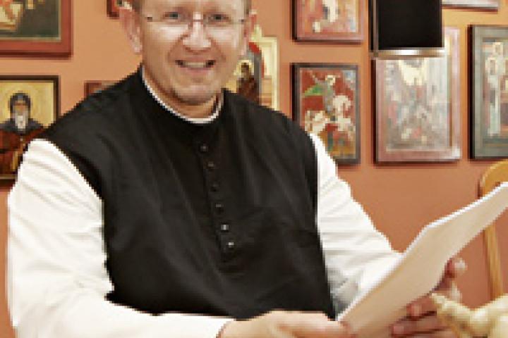 Pater Karl Wallner © Conny de Beauclair