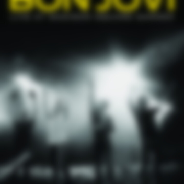 Bon Jovi Live Cover NEU 2009