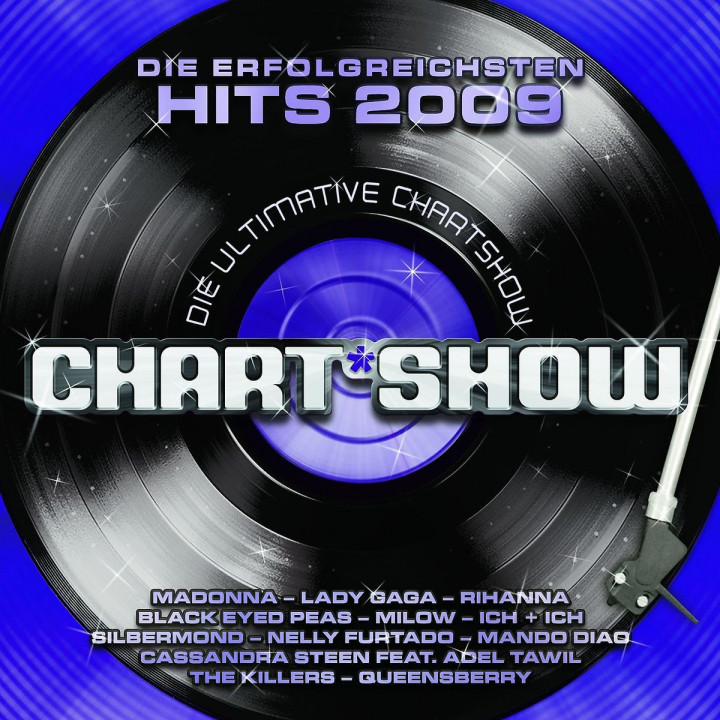 Die Ultimative Chartshow - Hits 2009