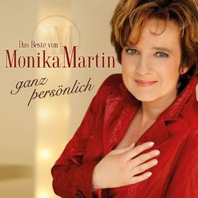 Monika Martin, Das Beste von Monika Martin - Ganz persönlich, 00602527190952