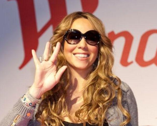 Mariah Carey, Mariah und die weißen Tauben? Aber sischa dat!