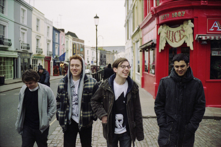 Bombay Bicycle Club Bild 07 2009
