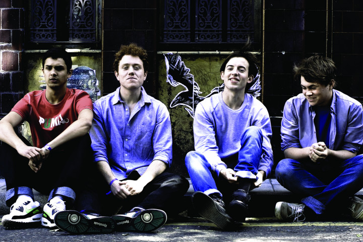 Bombay Bicycle Club Bild 01 2009