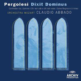 Claudio Abbado, Pergolesi: Dixit Dominus / Salve Regina, 00028947784654
