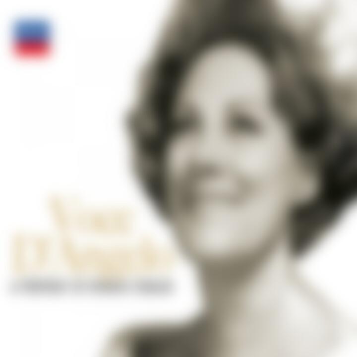 Voce d'Angelo (2CD+Buch, Ltd. Ed.): Tebaldi,Renata