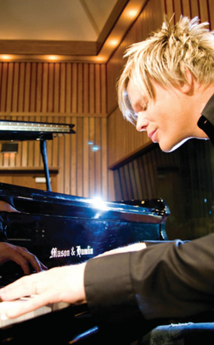 Brian Culbertson Live From The Inside © GRP