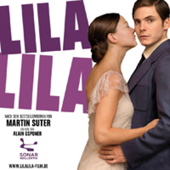 Cover vom Soundtrack zum Film Lila Lila mit Daniel Brühl von Jazzanova / Sonar Kollektiv