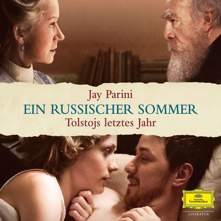 Ein russischer Sommer (Das Hörbuch zum Kinofilm): Parini,Jay