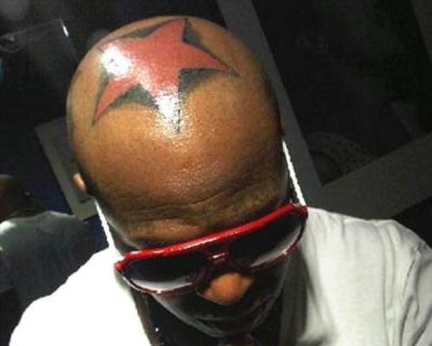 Lil Wayne, OOH NO he did not....!!!