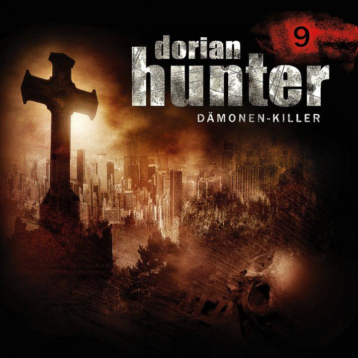 09: Im Labyrinth des Todes: Dorian Hunter