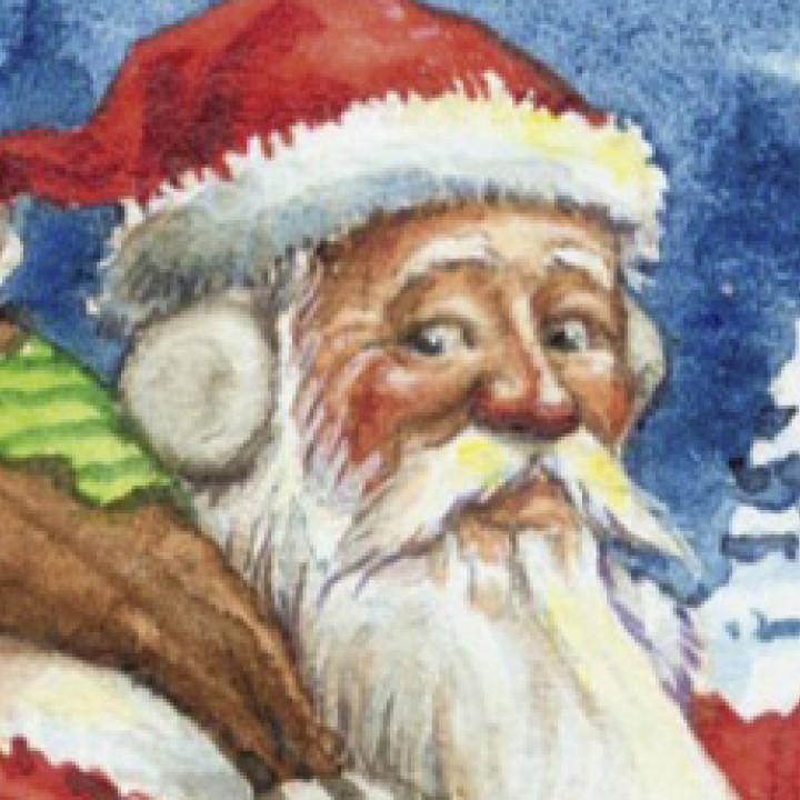 Morgen kommt der Weihnachtsmann, Cover Eloquence ©Universal Music