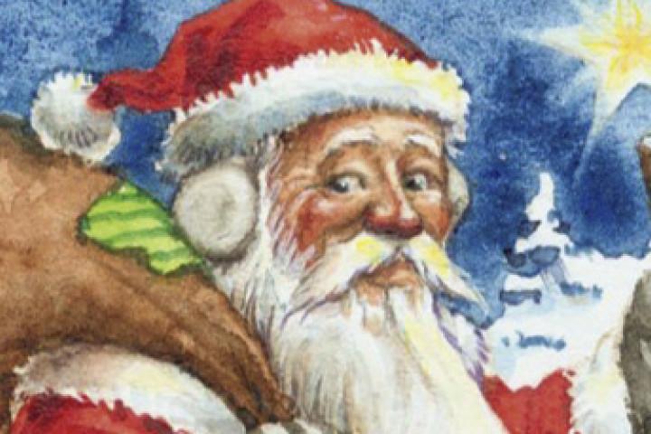 Morgen kommt der Weihnachtsmann, Cover Eloquence © Universal Music