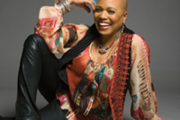 Dee Dee Bridgewater © Mark Higashino