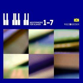 Welt Edition: Meisterwerke für Klavier, 00028948033263