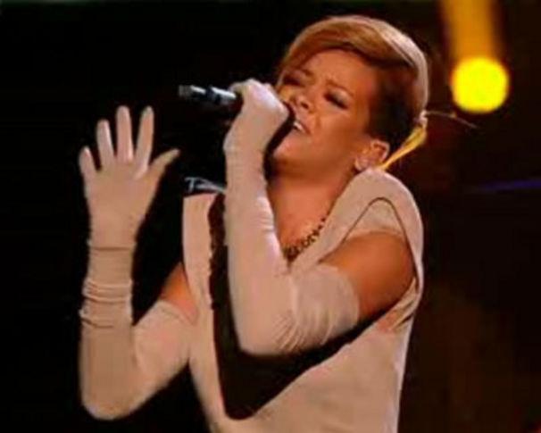 Rihanna, Rihanna wurde für zwei Grammys nominiert