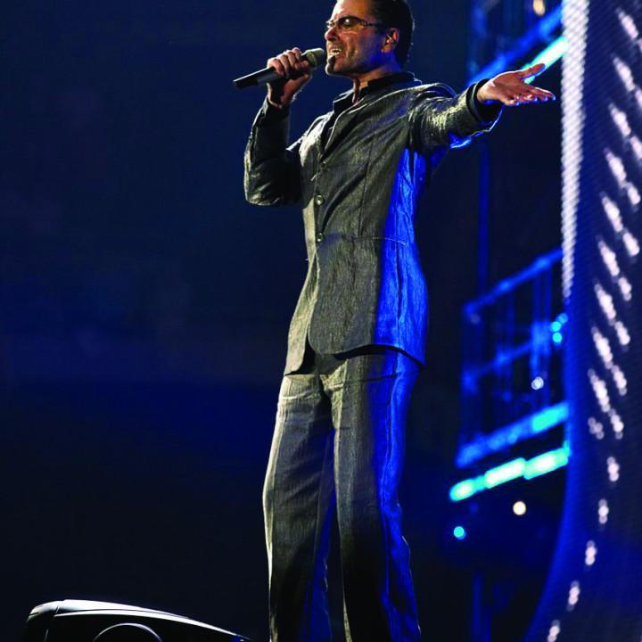 George Michael 2009