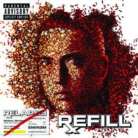 Eminem, Relapse: Refill, 00602527293707