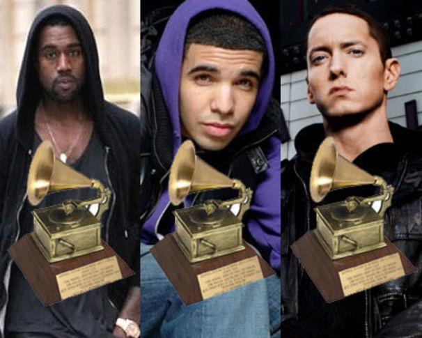 Kanye West, Urban Hip Hop regiert die Grammys 2010
