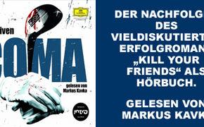 John Niven, Markus Kavka liest John Nivens Coma