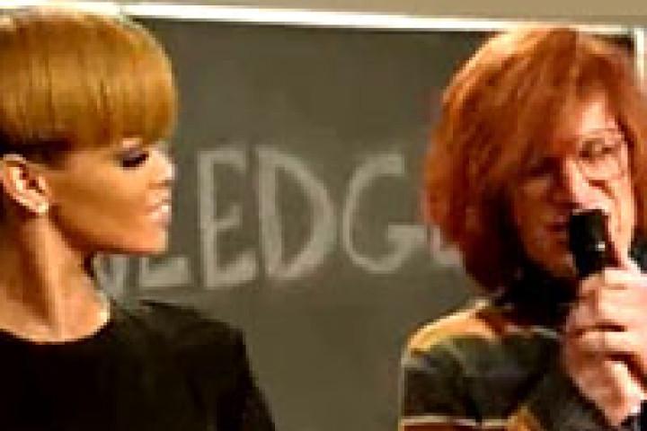 Rihanna & Shy Ronnie