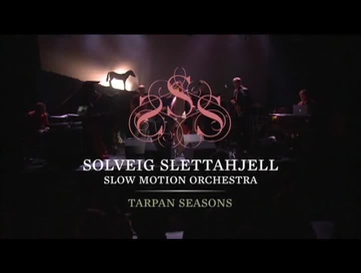 Solveig Slettahjell Albumdokumentation